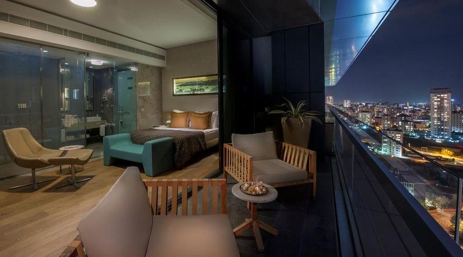 Radisson Blu Hotel Istanbul Asia-3 of 33 photos