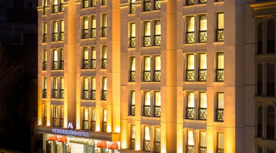 Metropolitan Hotels Taksim-1 of 31 photos