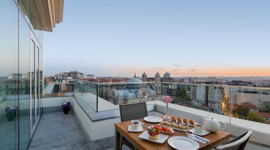 CVK Taksim Hotel Istanbul-16 of 25 photos
