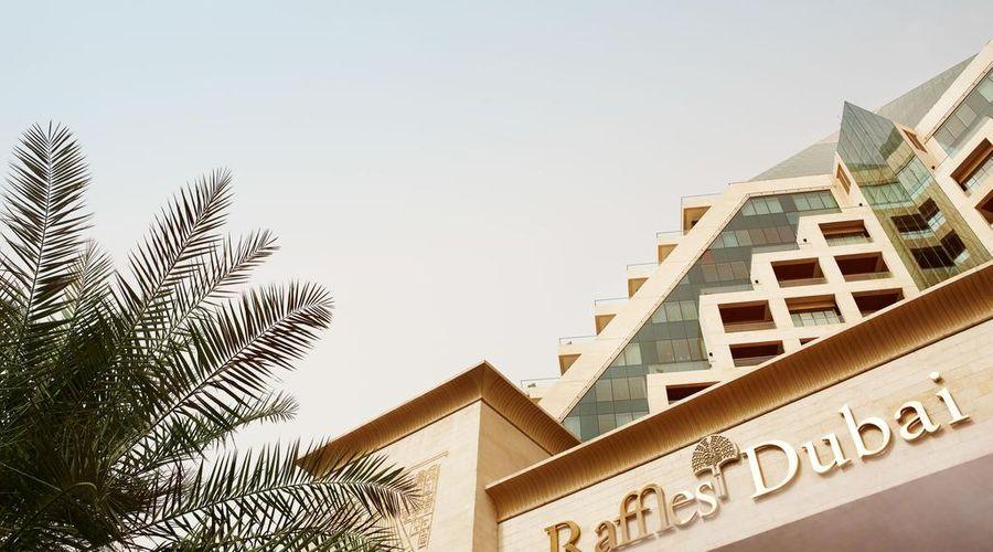 Raffles Dubai-4 of 33 photos