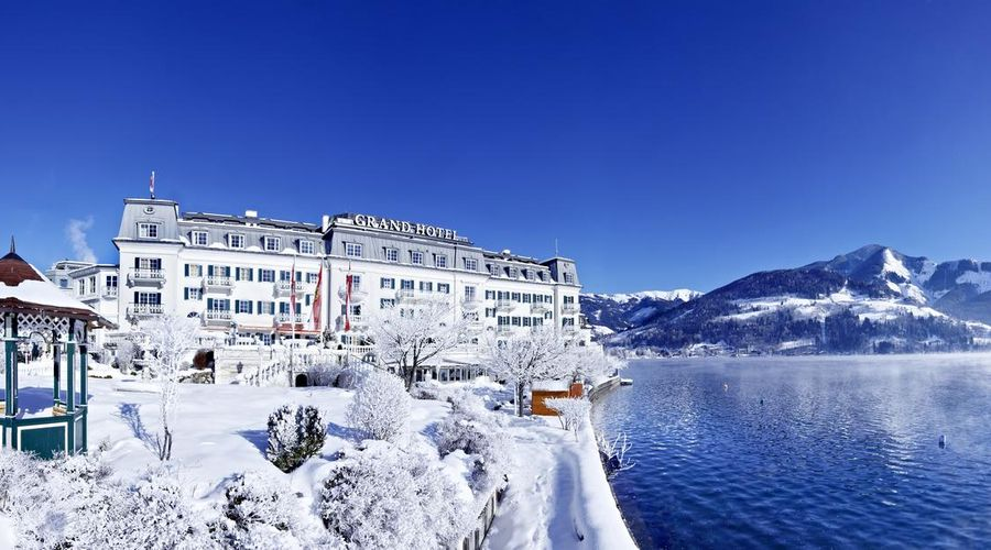 Grand Hotel Zell am See-25 of 33 photos