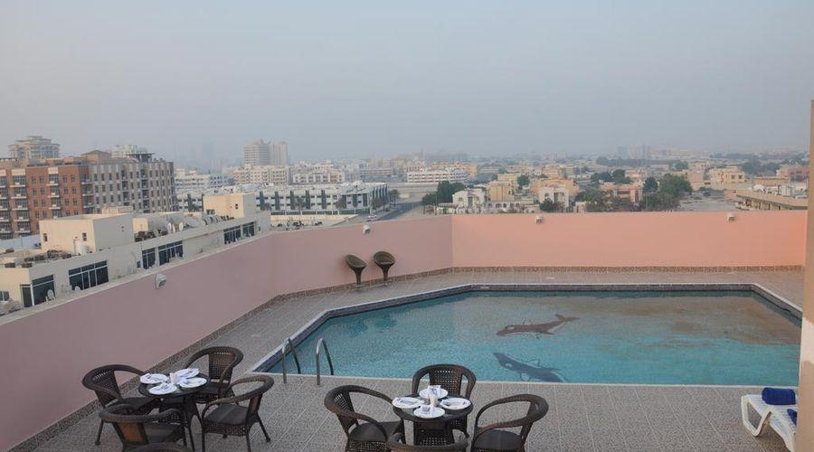Fortune Plaza Hotel, Dubai Airport-16 of 27 photos