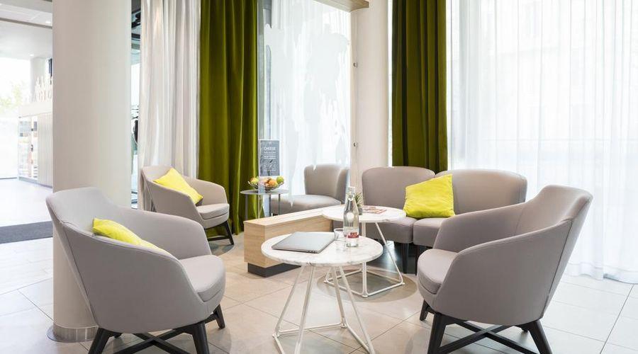 شقق أداجيو أكسيس ميونخ سيتي أوليمبيا بارك الفندقية-6 من 21 الصور