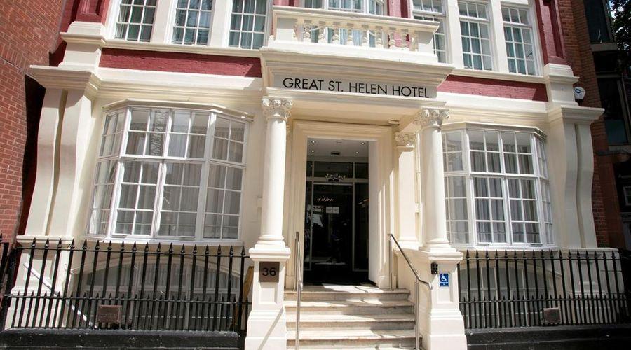 Great St Helen Hotel-2 من 25 الصور