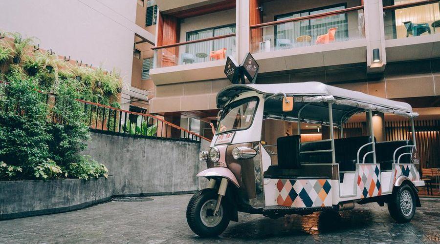 فيلا هوتل بانكوك-9 من 30 الصور