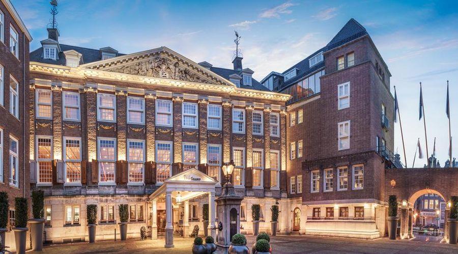 سوفيتيل ليجيند ذا جراند أمستردام-1 من 34 الصور