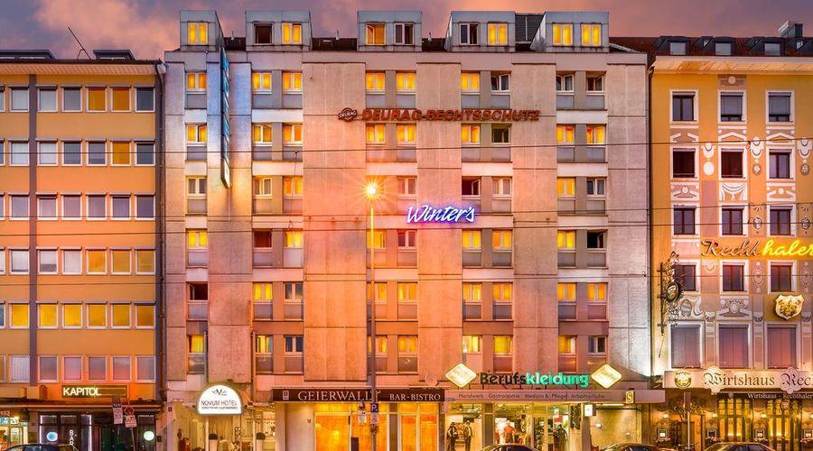 فندق نوفوم ميونخ آم هاوبتبانهوف-1 من 30 الصور
