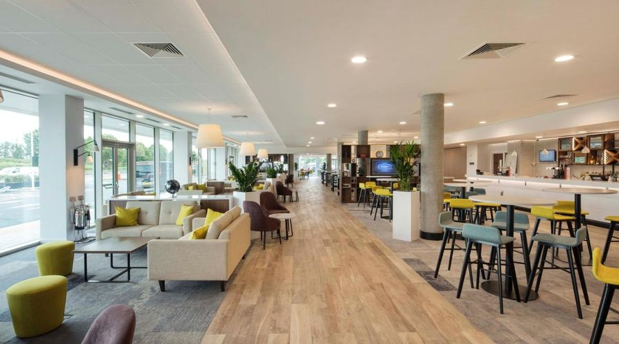 Hampton By Hilton London Stansted Airport-7 of 22 photos