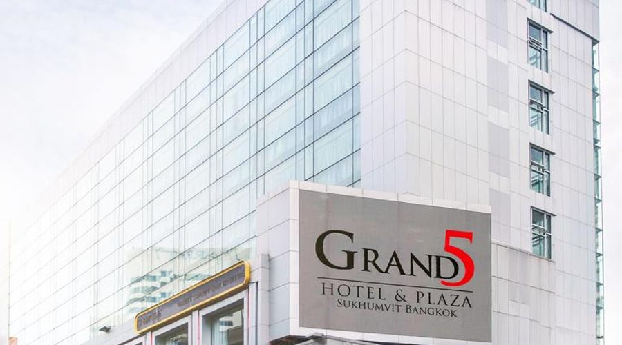 Grand 5 Hotel & Plaza Sukhumvit Bangkok-1 of 30 photos