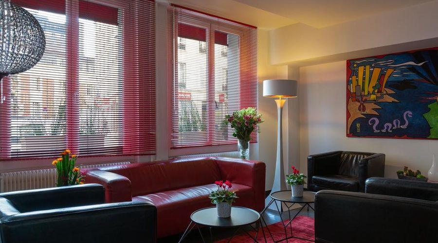 ذا أوريجينالز سيتي، هوتل لوكورب، باريس تور إيفل (إنتر - هوتل)-13 من 25 الصور