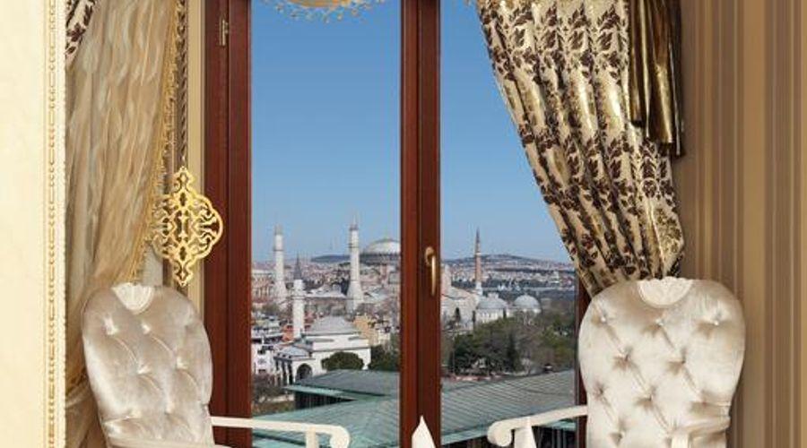 Deluxe Golden Horn Sultanahmet Hotel-4 of 44 photos