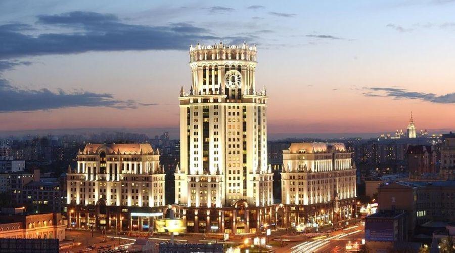 كورتيارد باي ماريوت موسكو بافيليتسكايا هوتل-26 من 26 الصور