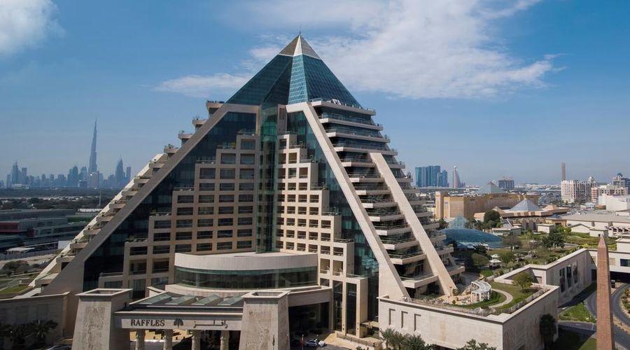 Raffles Dubai-1 of 33 photos