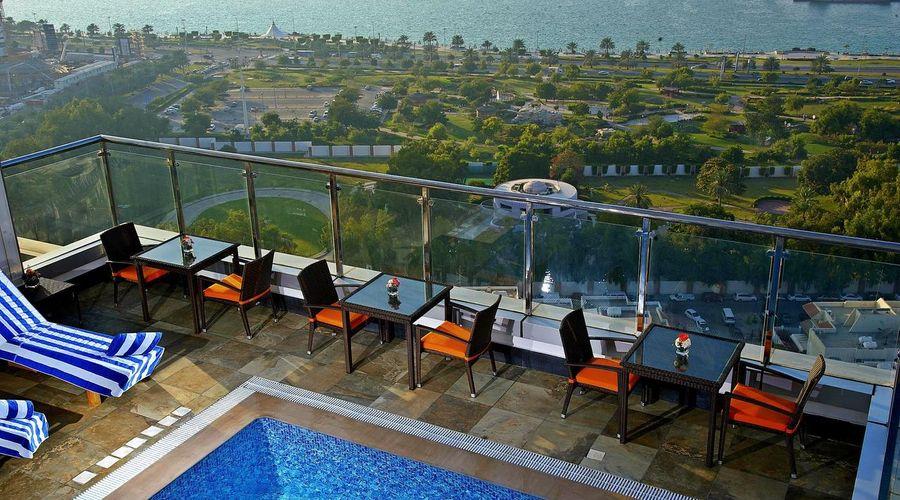 فندق رمادا كورنيش أبوظبي-24 من 30 الصور