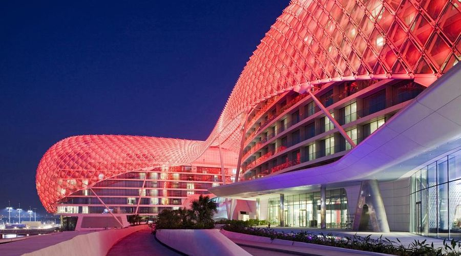 W Abu Dhabi – Yas Island-1 of 47 photos