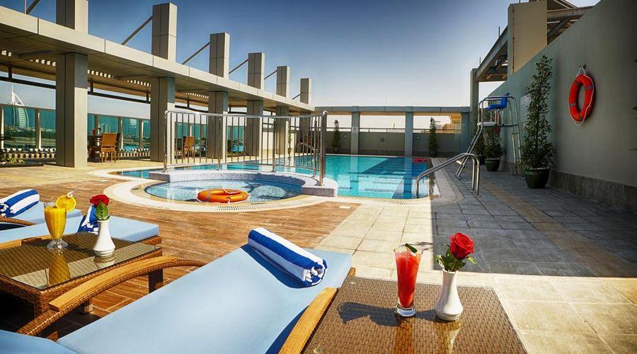 فندق روز بارك البرشاء-16 من 22 الصور
