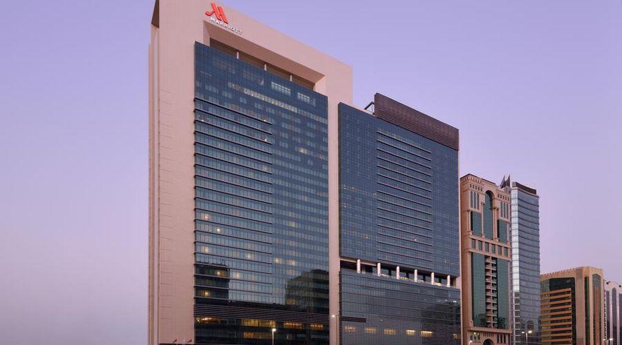 شقق ماريوت الفندقية في وسط مدينة أبوظبي-1 من 22 الصور