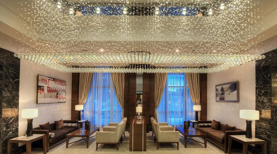 Qafqaz Baku City Hotel & Residences-7 of 31 photos