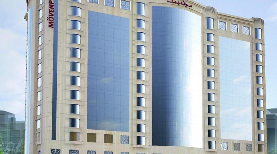 Movenpick Hotel City Star Jeddah-1 of 33 photos