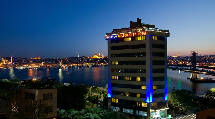 Istanbul Golden City Hotel-1 of 21 photos