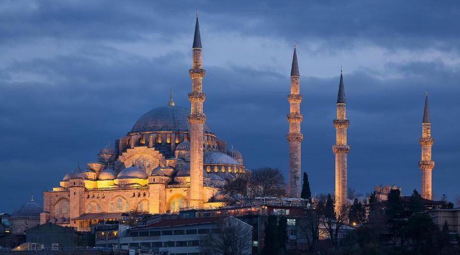 فور سيزونز هوتل إسطنبول آت ذا بوسفور-25 من 30 الصور