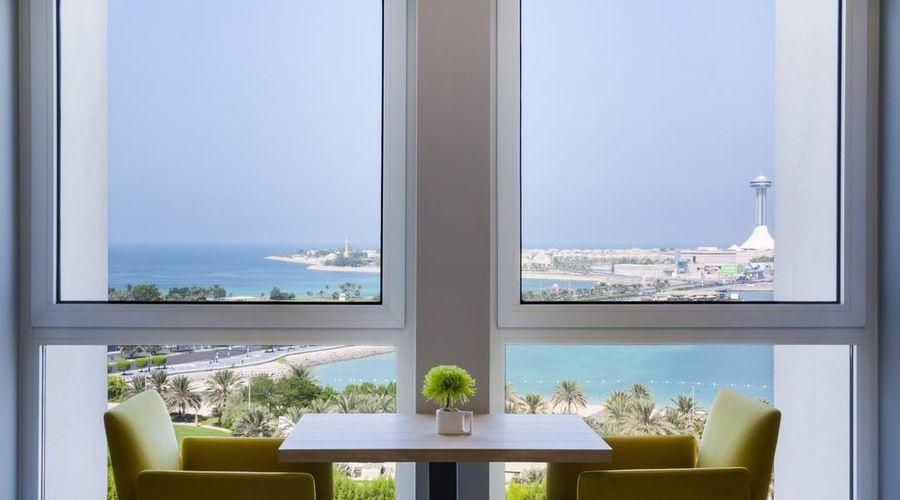 منتجع وفندق راديسون بلو، كورنيش أبو ظبي -9 من 35 الصور