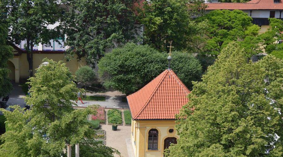 Adria Hotel Prague-26 of 31 photos