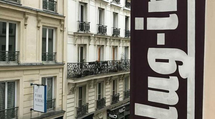 Plug Inn Montmartre By Hiphophostels-2 من 35 الصور