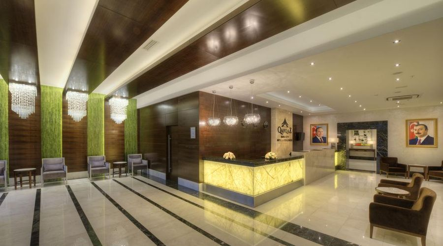 Qafqaz Baku City Hotel & Residences-8 of 31 photos