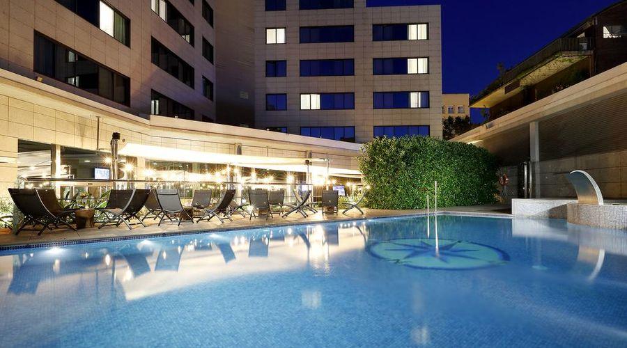 فندق إس بي إيكاريا برشلونة-16 من 30 الصور