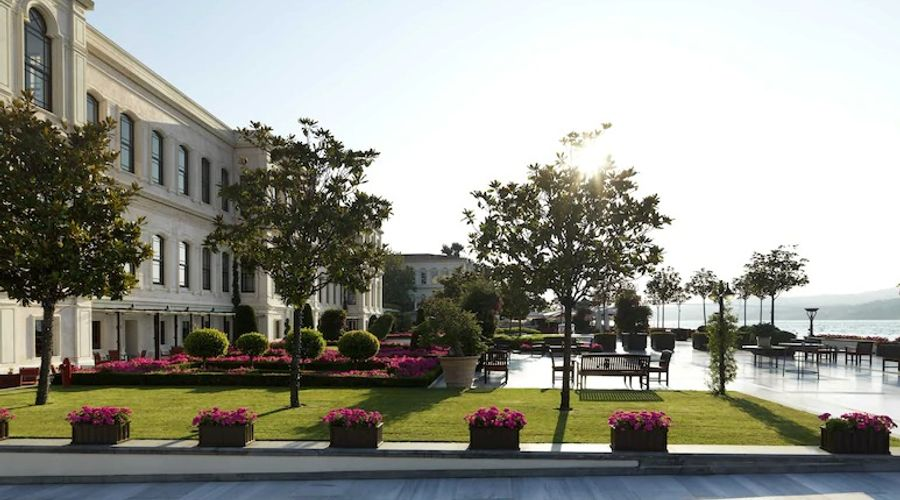 Four Seasons Hotel Istanbul at The Bosphorus-10 of 36 photos