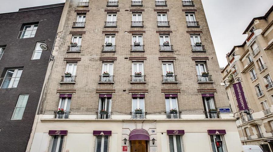 فندق دو بيلفو باريس جار دو نور-1 من 22 الصور