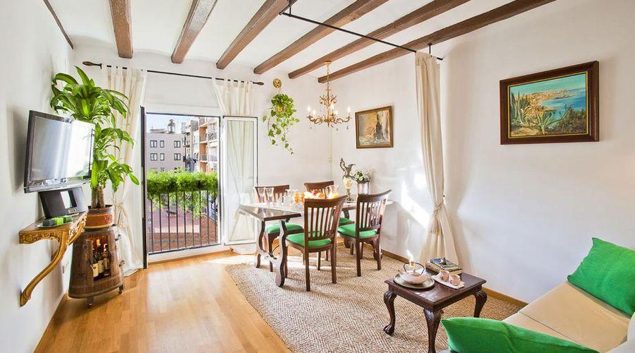 Eixample Comfort Apartment-5 من 30 الصور