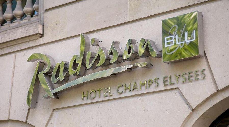 راديسون بلو هوتل شانزليزيه، باريس-1 من 30 الصور