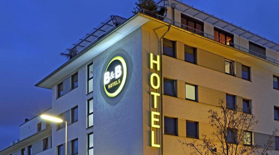 B&B Hotel München City Nord-3 من 20 الصور