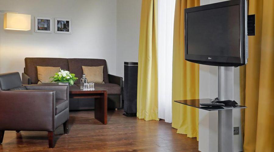 Best Western Premier IB Hotel Friedberger Warte-7 of 25 photos