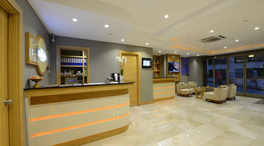 Hotel Olimpiyat-18 of 30 photos
