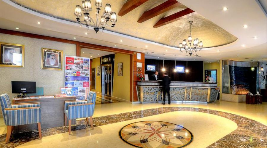 Hotel Golden Tulip Al Barsha Dubai-19 of 25 photos