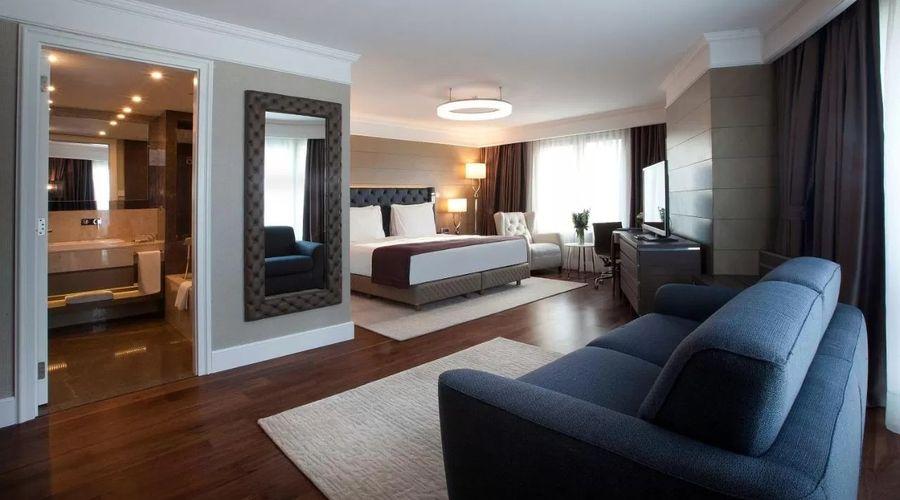 Radisson Blu Hotel, Istanbul Sisli -19 of 30 photos