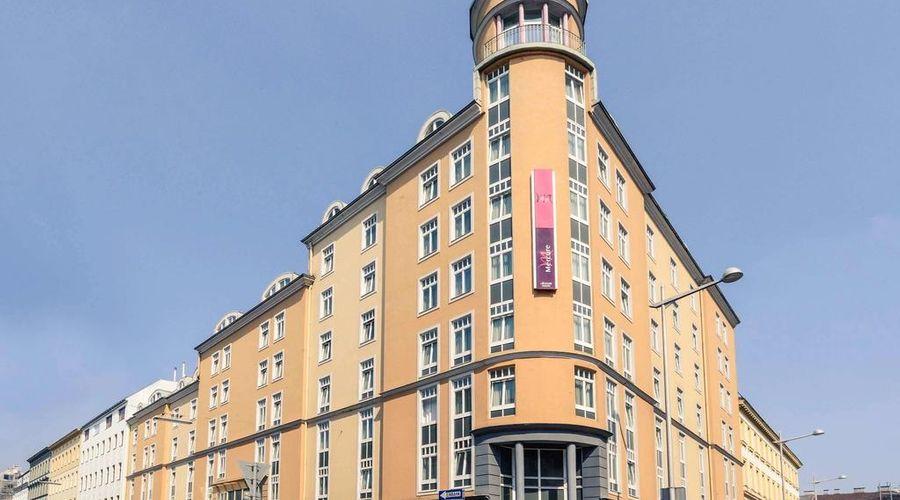Hotel Mercure Wien Westbahnhof-5 of 32 photos