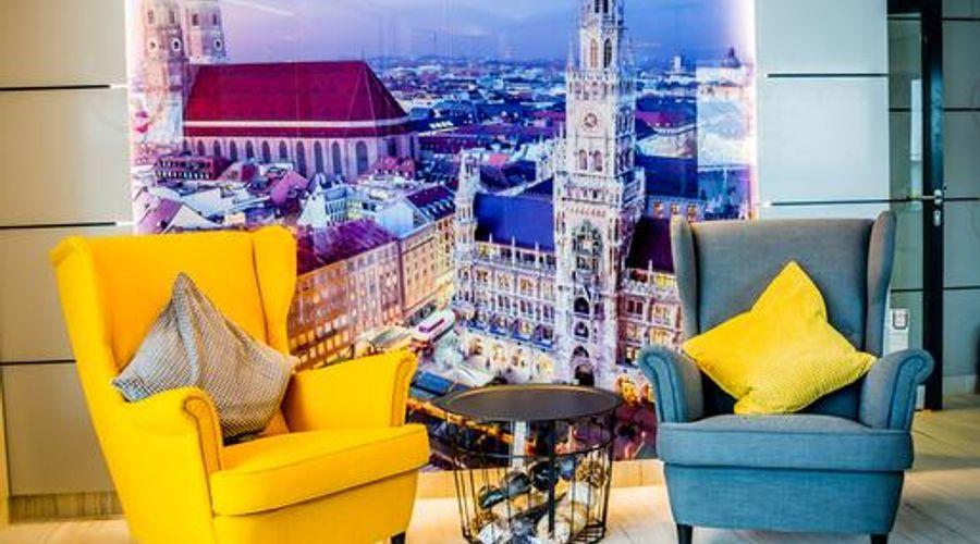 فندق كريس ريزيدنز ميونخ-32 من 32 الصور