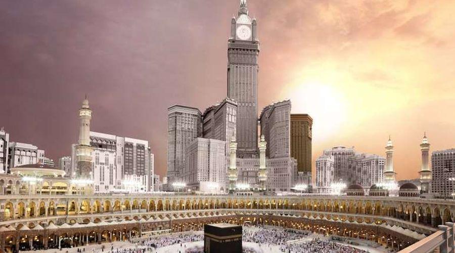 سويس أوتيل المقام مكة-32 من 35 الصور