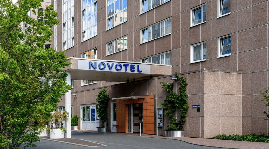 Novotel Frankfurt City-1 of 25 photos