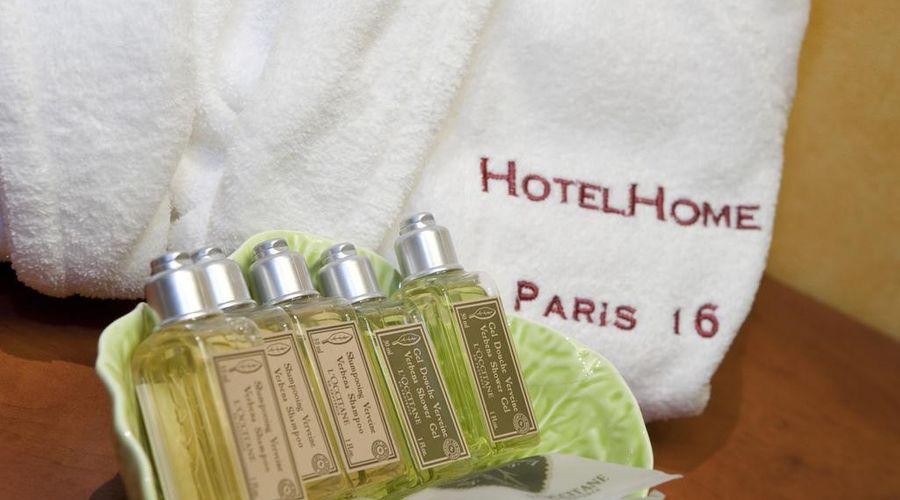 فندق هوم باريس 16-8 من 20 الصور