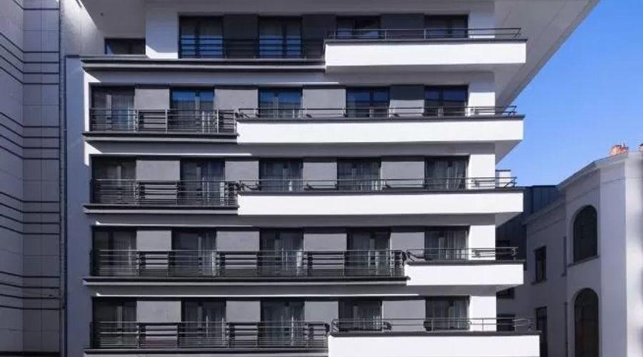 Aparthotel Adagio Access Bruxelles Europe Aparthotel-1 of 20 photos