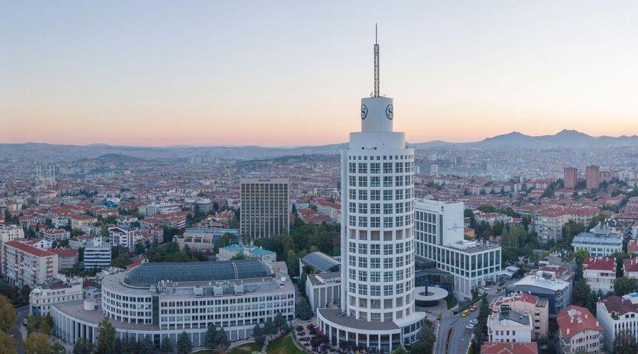 Sheraton Ankara Hotel & Convention Center-35 of 37 photos