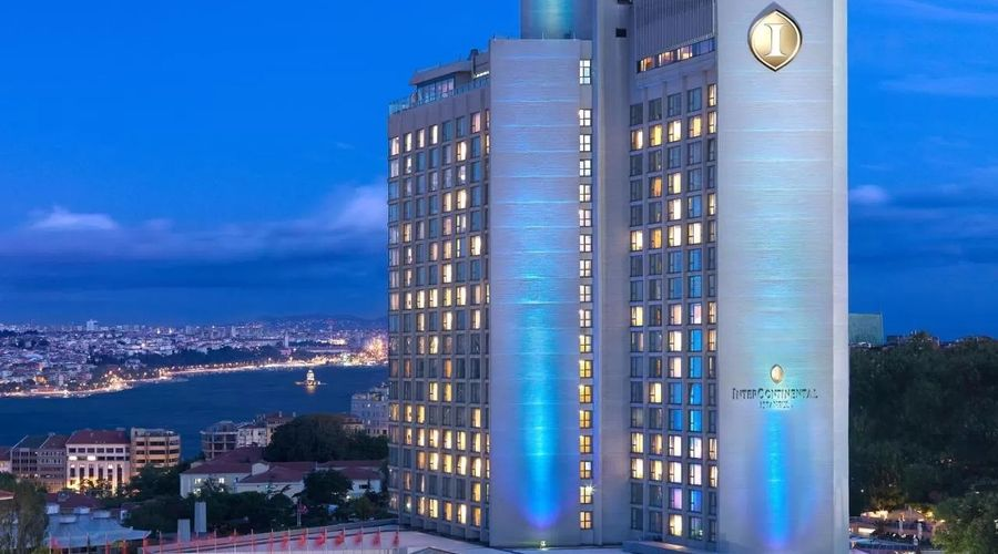 إنتركونتيننتال اسطنبول-1 من 38 الصور