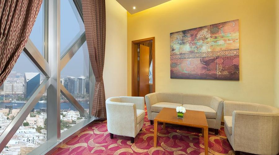 City Seasons Towers Hotel Bur Dubai-7 of 21 photos