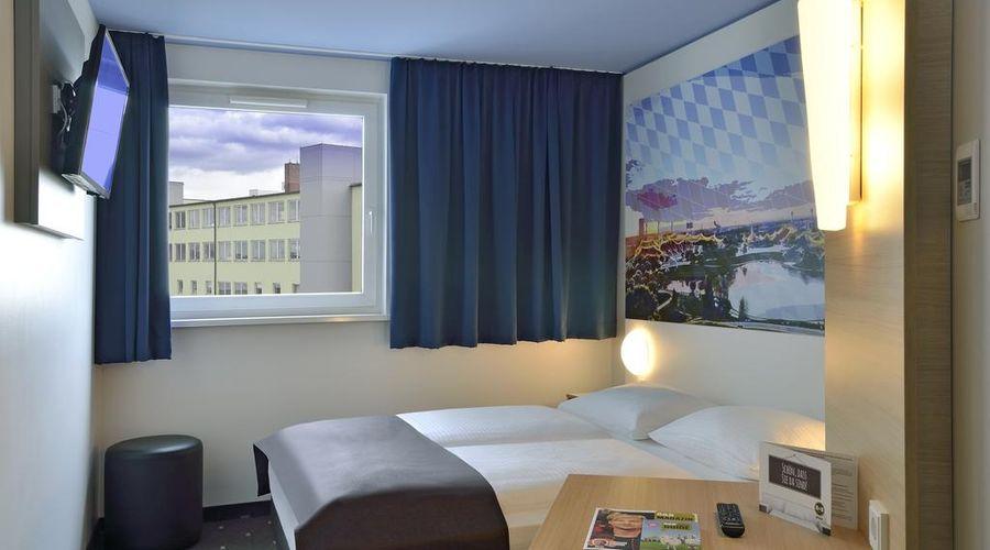 B&B Hotel München City Nord-1 من 20 الصور