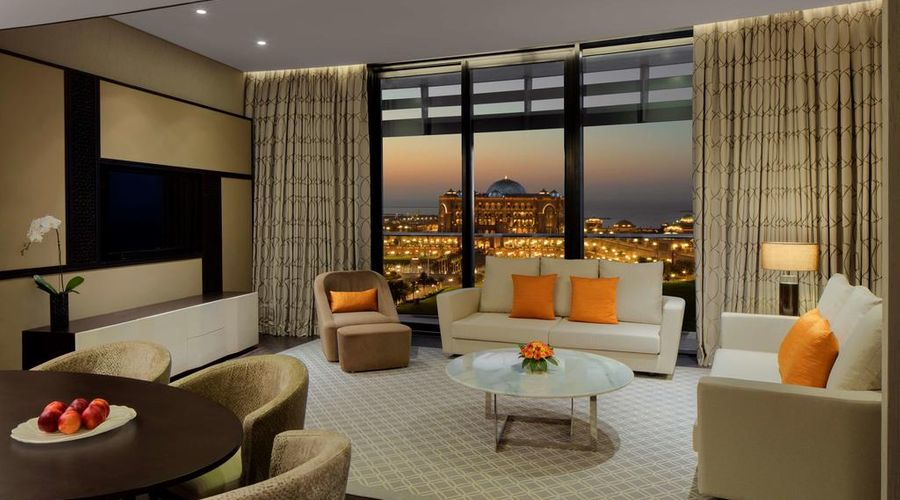 جراند حياة أبو ظبي فندق ومساكن لؤلؤة الإمارات-16 من 42 الصور